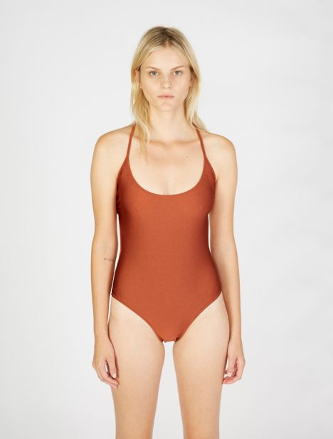 Lana Décolleté One-Piece Swimsuit