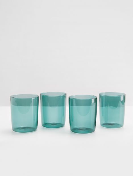 Large Goblet Set - Teal