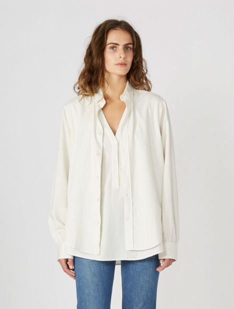 Twice Layered Shirt