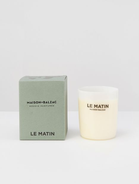 Le Matin Large Soy Candle