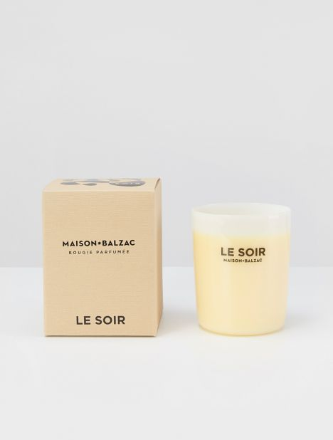 Le Soir Large Soy Candle