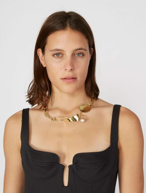 Lewitt Twisted Choker