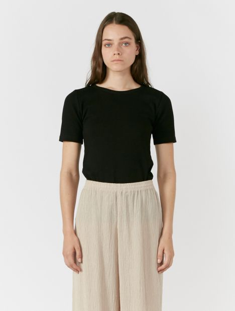 Lille Ribbed Tee
