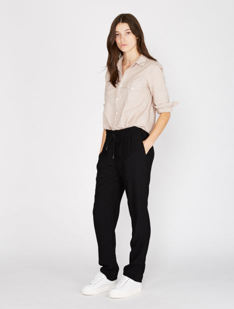 Lino Relaxed Trouser