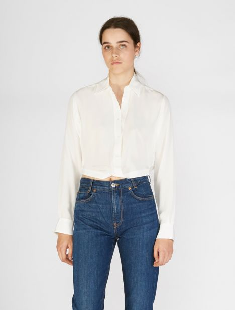 Silk Loop Shirt