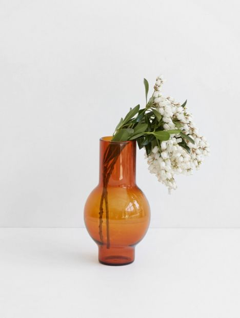 LouLou Vase - Amber