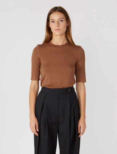 Lumen High Neck Top