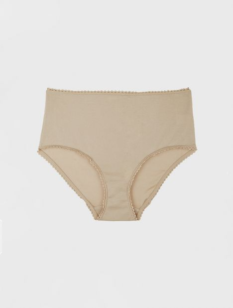 Mabel Hipster Brief - Nude