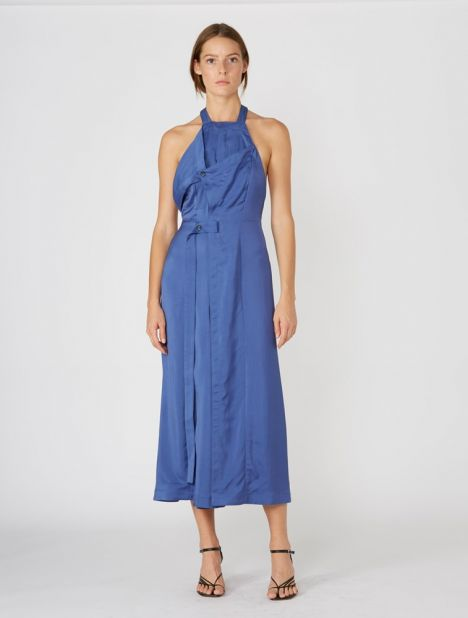 Marco Halterneck Dress