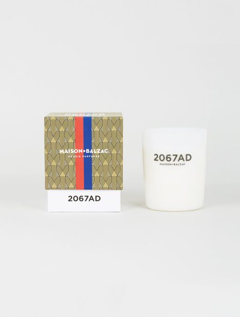 X Doctor Cooper Studio 2067AD Large Soy Candle