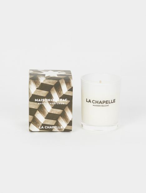 Mini La Chapelle Soy Candle