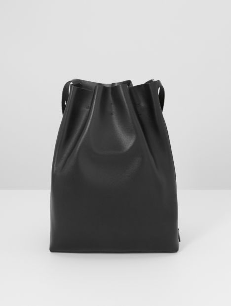 Marin Bucket Bag - Black