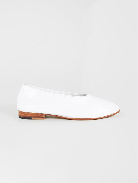 Glove Shoe - White