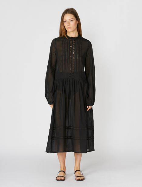 Deia Dress - Black