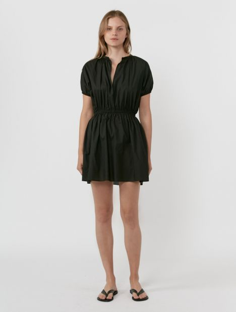 Cocoon Mini Dress