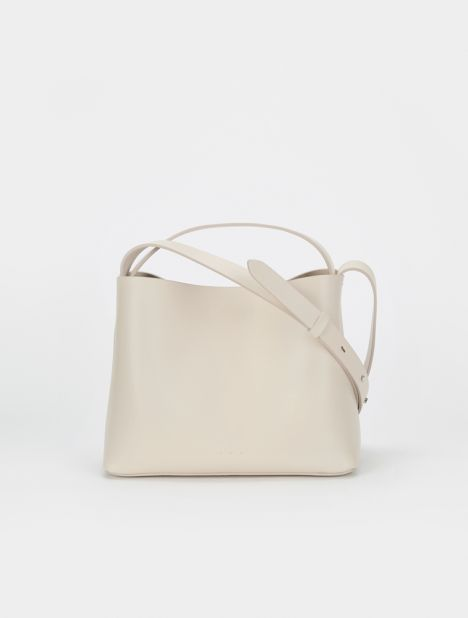 Mini Sac Leather Tote Bag - Lin