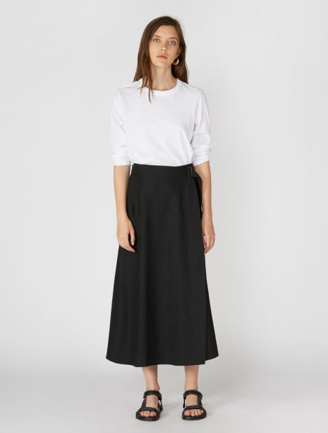 Exclusive | Nada Wrap Skirt