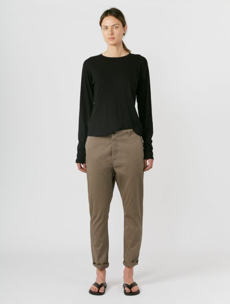 News Edit Trouser - Olive