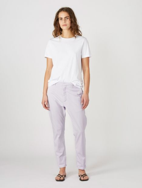 News Trouser - Lilac