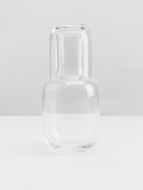 Night Carafe with Glass