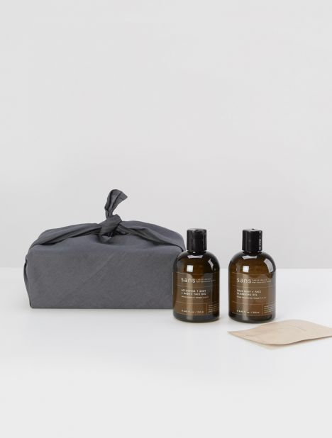 Nourish Body + Face Essentials Kit