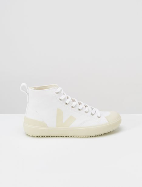 Nova High-Top Canvas Sneaker