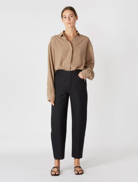 Novara Shaped-Leg Trouser