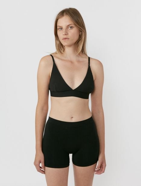 Oleta Seamless Short - Black