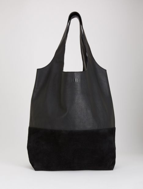 Orchard Leather Shopper Bag