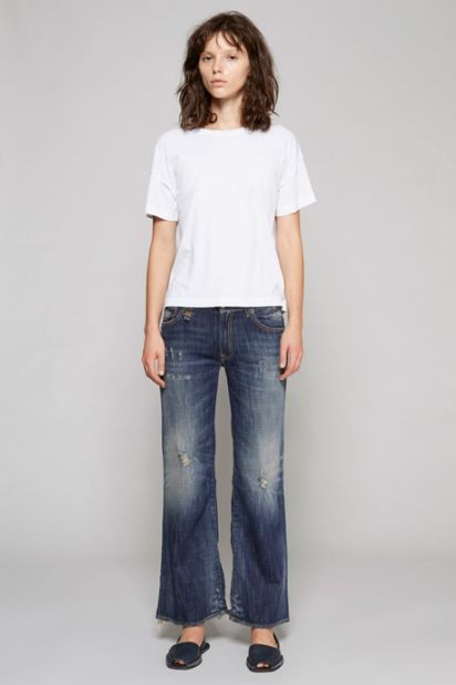 The Jane Wide Leg Jean