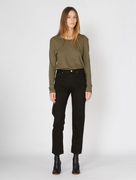 Original Straight-Leg Jean - Black Rinse