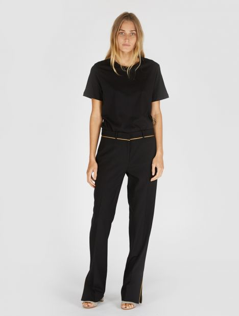 Outline Split Cuff Trouser