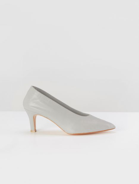 Party Glove Pump - Light Grey