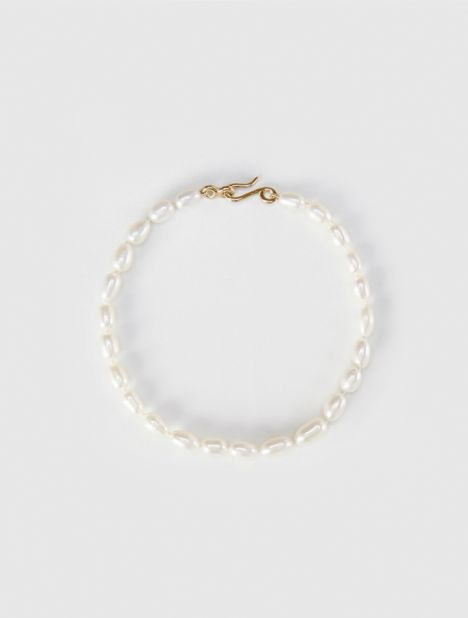 EXCLUSIVE | Classic Pearl Anklet