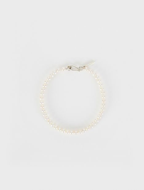 Delicate Sea Pearl Anklet