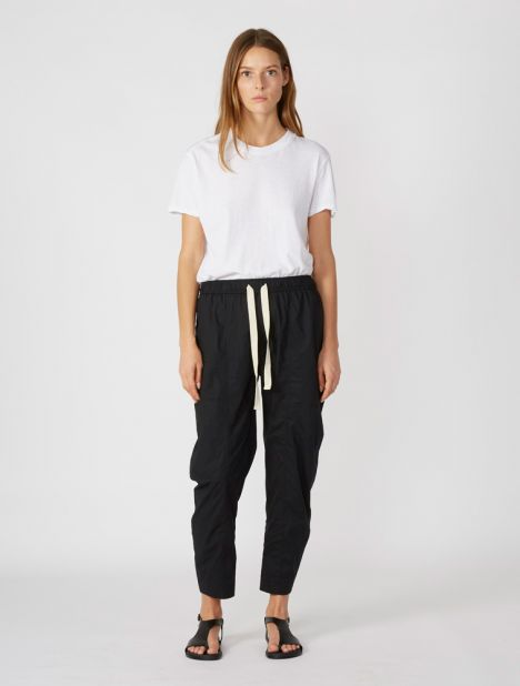 Workroom Poplin Pant - Black