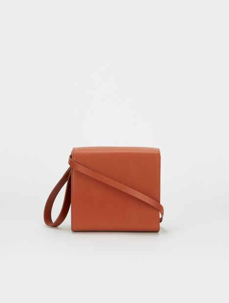 Convertible Leather Pouch - Bombay