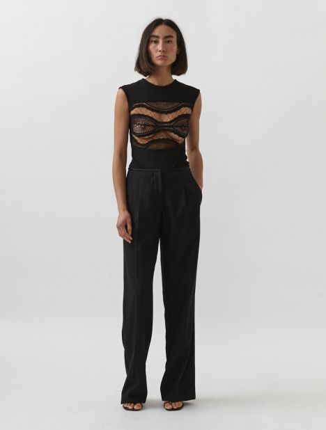 Side Piped Redux Trouser