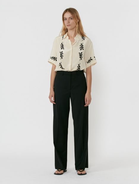 Relaxed Tailored Trouser