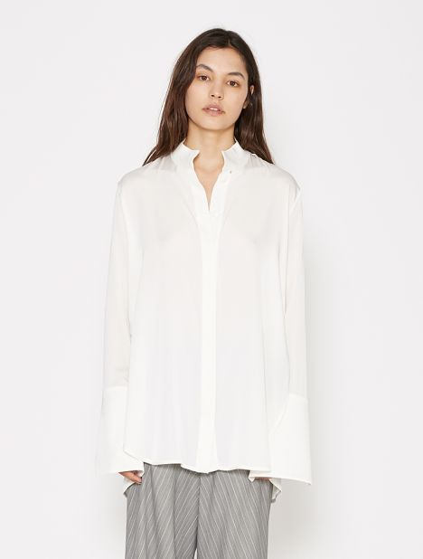 Ride Lonesome Silk Blouse