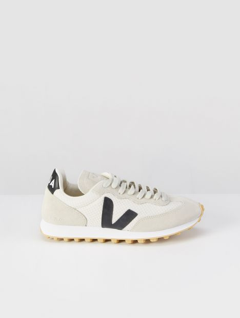 Riobranco Hexamesh Sneaker - Gravel Black