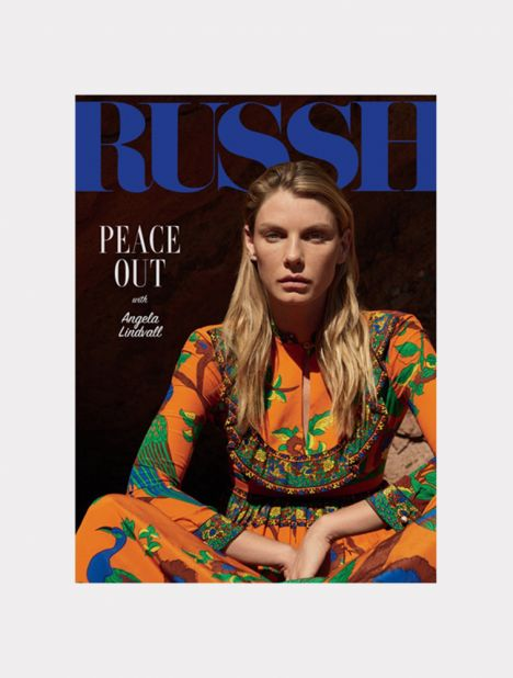 Russh Magazine Issue 73