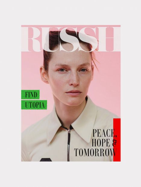 Russh Magazine Issue 63