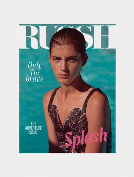 Russh Magazine Issue 72