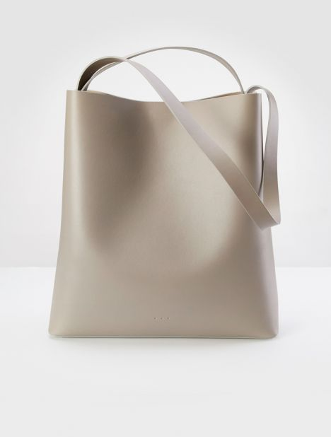 Sac Leather Tote - Fallen Rock