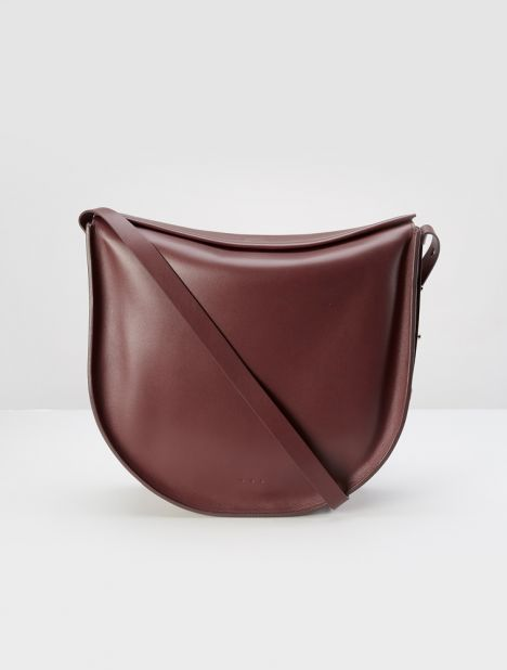 Saddle Hobo Shoulder Bag