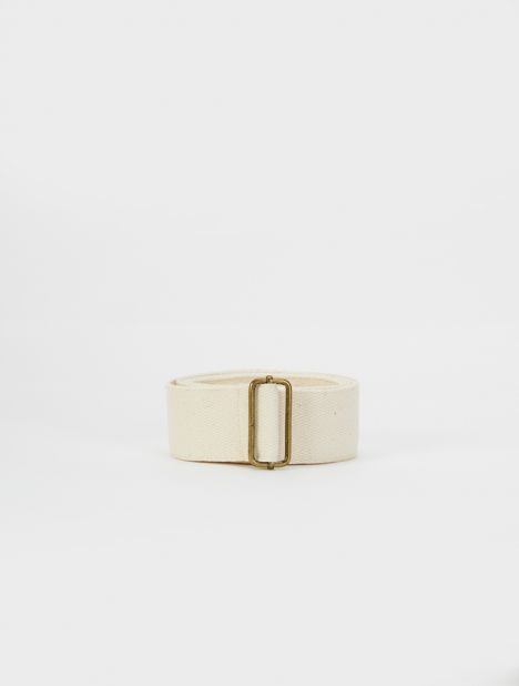 Safari Cotton Belt - Natural
