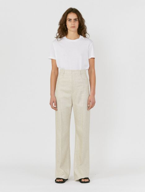 Sauge High-Rise Flare Trouser