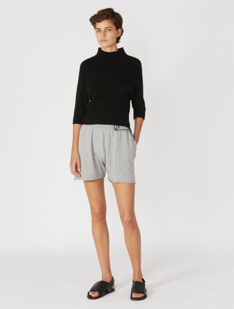 n°29 Cashmere Short - Grey