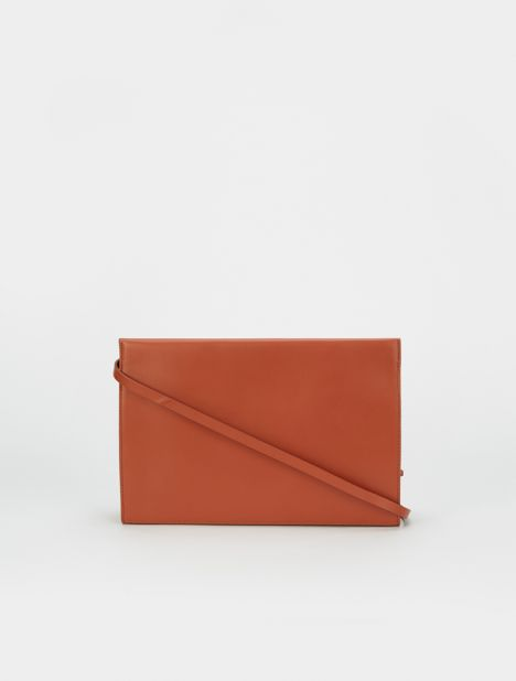 Structured Shoulder Bag - Bombay